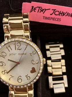 Betsey Johnson Watch for Sale in Cedar Park,  TX