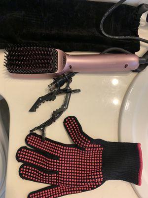 Hair brush straightener for Sale in Houston, TX