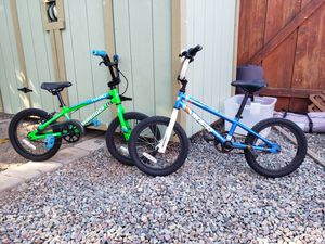 """Kid's bikes with 16"""" wheels for Sale in San Diego, CA"""