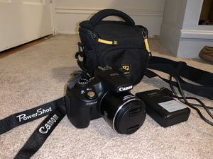 Canon Powershot Sx50 hs Digital Camera for Sale in Quakertown, PA
