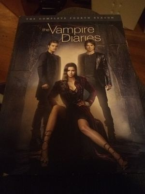 Vampire Diaries Season 4 for Sale in Kingsport, TN