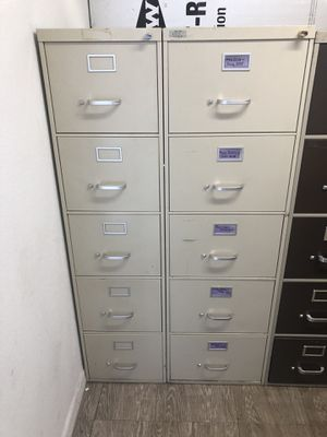 Filing cabinets for Sale in Fort Pierce, FL