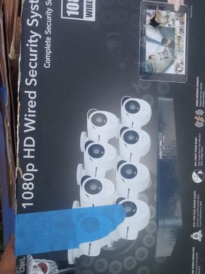 Night Owl security cam system. $250 obo for Sale in Waianae, HI