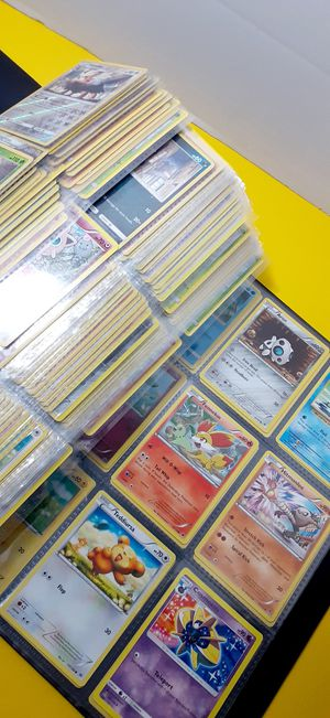 POKEMON CARDS LOT.360 COLLECTIBLES GREAT CONDITION for Sale in Houston, TX