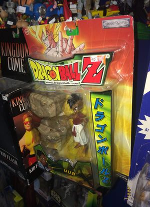 Dragonball Z UUB figure new in package $25 for Sale in Bloomingdale, IL