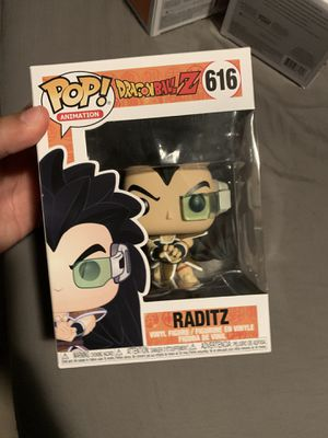 Dragon ball z ( Raditz ) for Sale in Palos Hills, IL