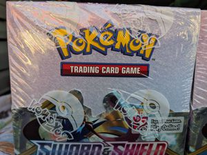 Pokemon Sword & Shield Booster Box for Sale in Phillips Ranch, CA
