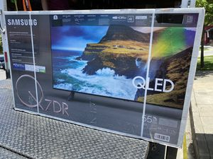 SAMSUNG 55 INCH Q7 q7DR Q7F BRAND NEW ! HUGE SALE ! TVS for Sale in South Pasadena, CA