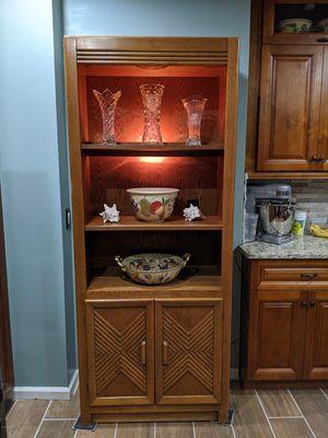 Display/ storage cabinet for Sale in West Palm Beach, FL