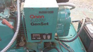 ONAN GENERATOR 4.ORV GEN SET for Sale in Elk Grove, CA
