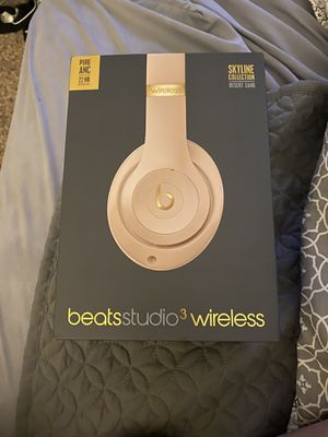 Beats Studio 3 Wireless Skyline Collection for Sale in Whittier, CA