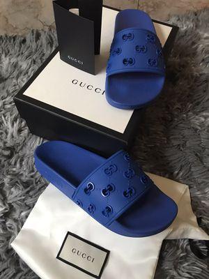 Gucci sandals for Sale in Miramar, FL
