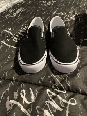 Vans slip on size 8 for Sale in Castroville, CA