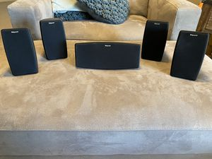 Klipsch Quintet 5.0 Home Theater Speaker System for Sale in Maryville, TN
