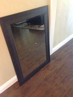 Brown wall mirror for Sale in San Diego, CA