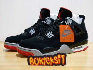Nike Air Jordan Bred 4 Size 13 Authentic & Deadstock for Sale in Queens, NY