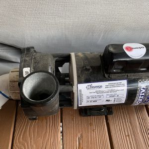 Hot Tub Pump With Motor for Sale in Lewisberry, PA