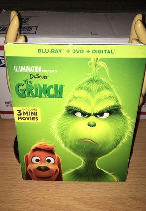 Dr. Seuss' — Grinch — BLU-RAY for Sale in Artesia, CA