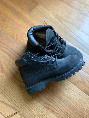 Timberland Boots Youth Size 10 for Sale in San Leandro, CA