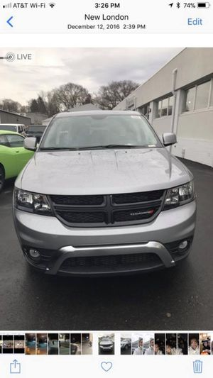 Dodge Journey crossover 2016 for Sale in Groton, CT