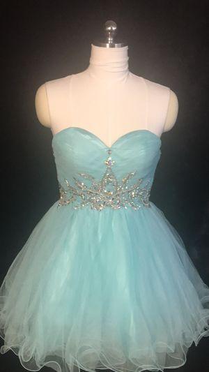 PROM FORMAL QUINCEAÑERA SHORT DRESS size XS for Sale in Las Vegas, NV