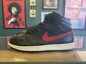 "Jordan 1's ""Black Team Red"" for Sale in El Paso, TX"