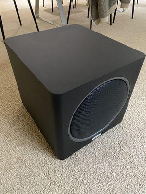 Polk Audio Powered subwoofer PSW110 for Sale in Auburn, WA