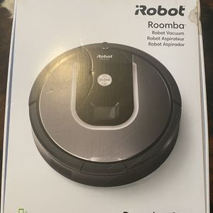 iRobot Roomba 960 Wi-Fi Connected Robot Vacuum for Sale in St. Petersburg, FL