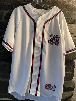 Baseball Jersey Hank Aaron for Sale in Tacoma, WA
