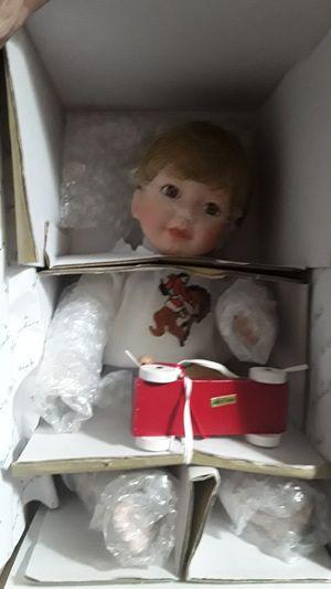 Billy porcelain doll for Sale in Denver, CO