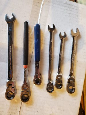 Matco ratchet wrenches for Sale in Joliet, IL