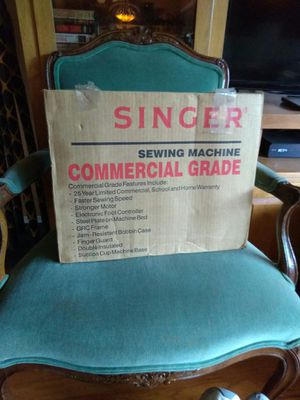 New commercial Singer sew machine for Sale in Seattle, WA