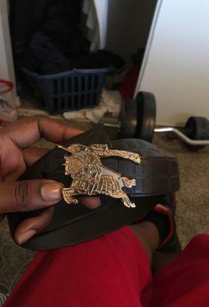 Burberry designer belt for Sale in Austin, TX