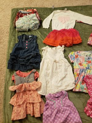 Girl's 6/6-9/a few 9 months clothes bundle for Sale in San Diego, CA