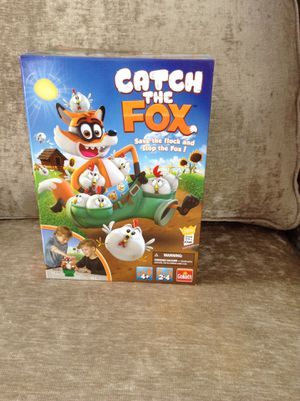 CATCH THE FOX *BRAND NEW IN BOX* for Sale in Minneapolis, MN