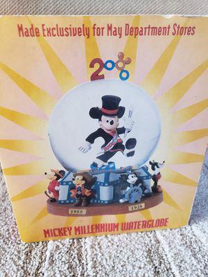 Disney millennium globe for Sale in Downey, CA