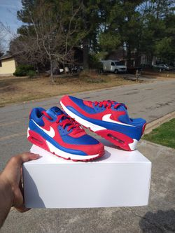 $180 local pick up Size 11 only. Nike Air Max 90 ID Worn Once For 3 Hours for Sale in Duluth, GA