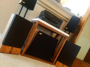 Vintage home stereo system MK Boise Pioneer for Sale in Las Vegas, NV