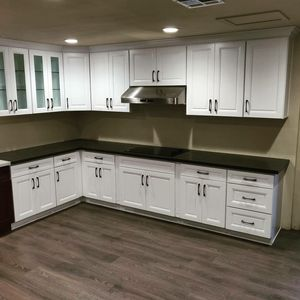 Solid kitchen cabinets for Sale in Beverly Hills, CA