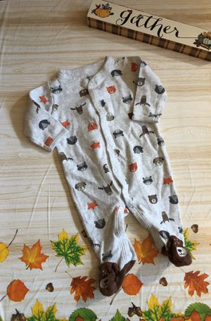 Baby Boy Bear Footed PJ for Sale in Gresham, OR