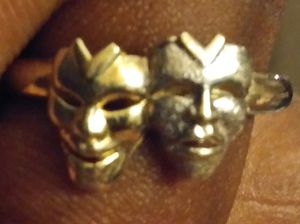 Gold ring for Sale in St. Petersburg, FL