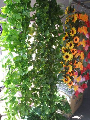 6ft long Garland Vines New $10 each for Sale in Los Angeles, CA