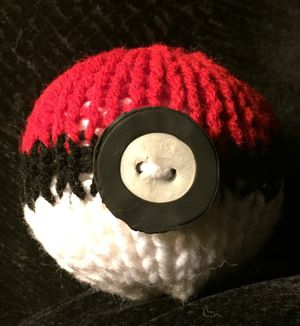 Handmade Pokemon ball for Sale in Sherwood, OR