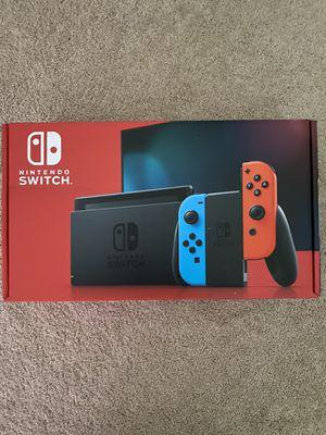 Nintendo Switch Brand New for Sale in Murfreesboro, TN
