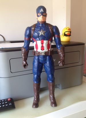 Captain America action figure for Sale in Chicago, IL
