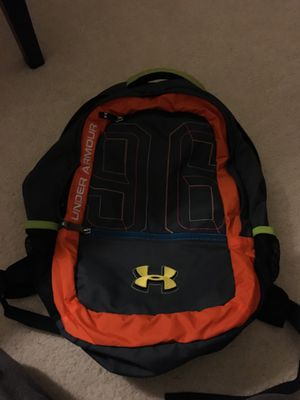 Under armour boys backpack for Sale in Warrenton, VA