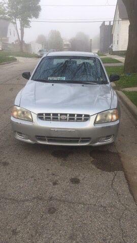 Hyundai Accent for Sale in Zion, IL