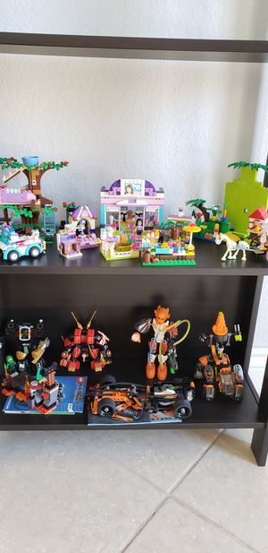 Lego Friends Assorted sets price for all $50 for Sale in Pembroke Pines, FL
