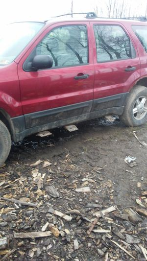 2003 Ford escape for Sale in Cleveland, WV