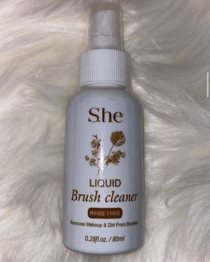 She Makeup Liquid Brush Cleaner for Sale in North Las Vegas, NV
